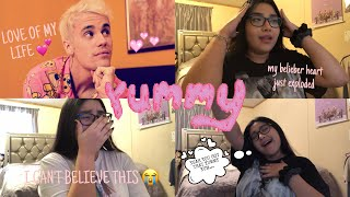 Baixar Belieber reacts to Justin's  Yummy single and mv!!