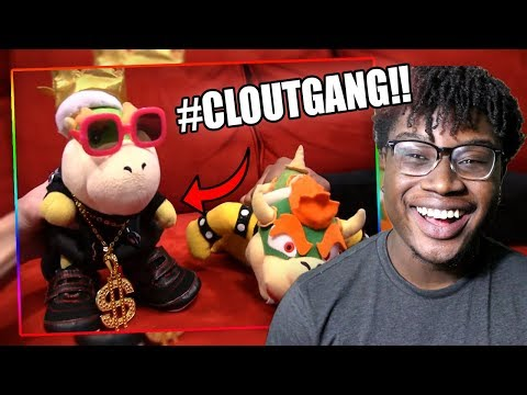 BOWSER JR. JOINS CLOUTGANG!  SML Movie: Fountain Of Youth Reaction!