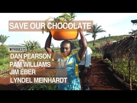 Chocolate Masters Hangout #4:  Save Our Chocolate.