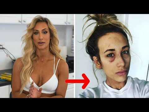 20 WWE Divas With & Without Makeup thumbnail