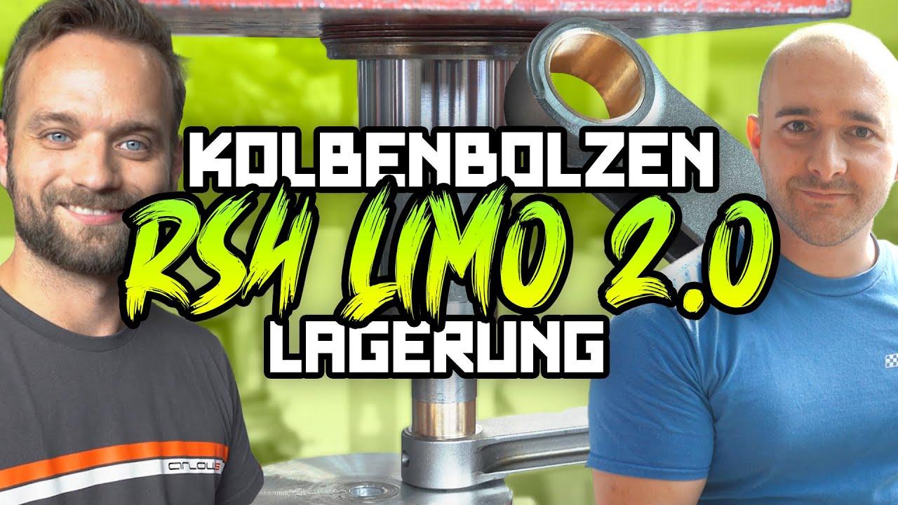 RS4 Limo 2.0 - Neue Lagerbuchsen für die Pleuel! #17 | Philipp Kaess |