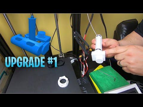 Ender 5 And 5 Plus 1st Upgrade Filament Holder