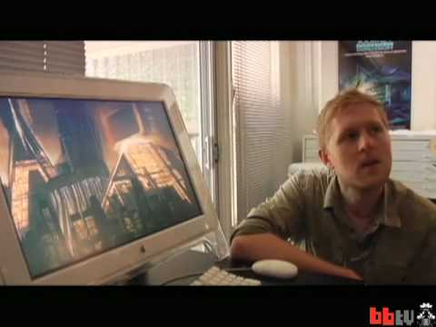BLADE RUNNER artist Syd Mead (BBtv interview)