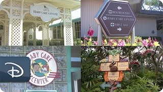 Disney Parks Moms Panel | Baby Care Centers Aren't Just for Babies