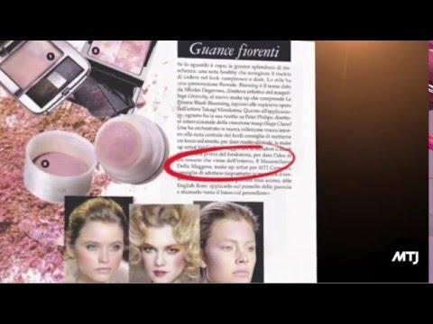 MTJ Cosmetics Brand Identity