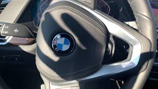 BMW X5 Parking Assit demo
