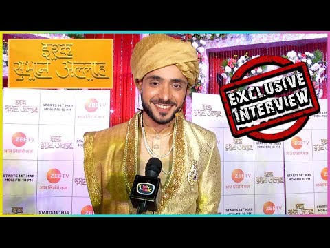 Adnan Khan Talks About His Role | Ishq Subhan Allah | EXCLUSIVE Interview | TellyMasala