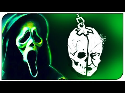 "Dead By Daylight ""Ghostface"" Leaked Mori! - DBD ""The Ghost"" Animations Rendered!"