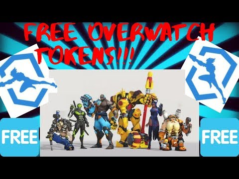 How To Get Overwatch League Tokens For FREE!!!