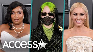 2020 Grammy Awards Red Carpet: Lizzo, Billie Eilish, Gwen Stefani And More Bring A-Game Style