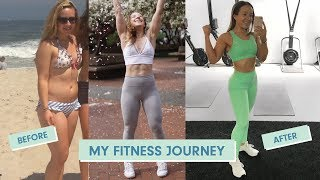 My fitness journey as a petite woman