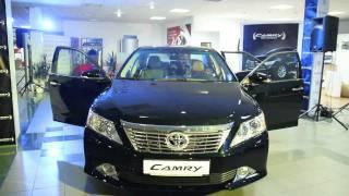 Видео журнал - IMAGINE. №5 Презентация новой Toyota Camry(4 ноября прошла презентация Toyota Camry нового поколения, официальным дилером которой по продаже и техническому..., 2011-11-16T21:13:27.000Z)