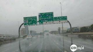 أخبار الآن - عواصف رعدية توقف الدراسة في الإمارات