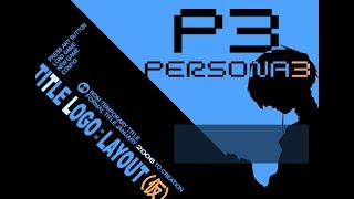 Persona 3 Fes: Unused Content