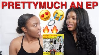 PRETTYMUCH An EP + Hello (official video) - Reaction Video