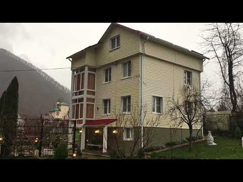 Обзор дома в Сочи. Мкр-н Пластунка, цена 13 млн.