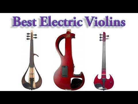 5 Electric Violins