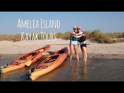 Amelia Island Kayak Tours - 5 Must Paddle Kayak Tours With Amelia Adventures!