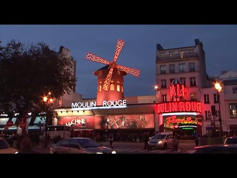 Au cœur du Moulin Rouge