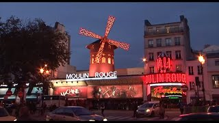 Au cœur du Moulin Rouge
