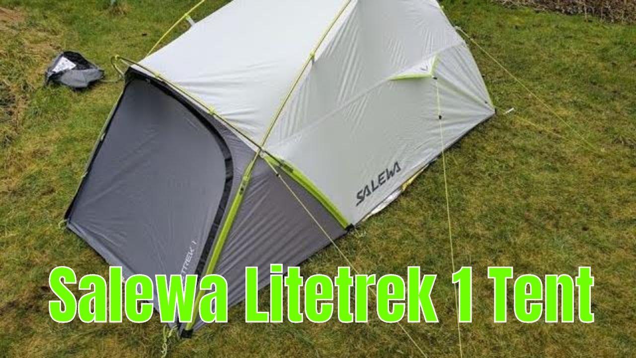 Tente Salewa Litetrek III