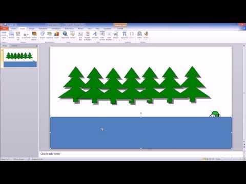Partners in Learning-27_การสร้างนิทาน Animation ด้วยโปรแกรม PowerPoint