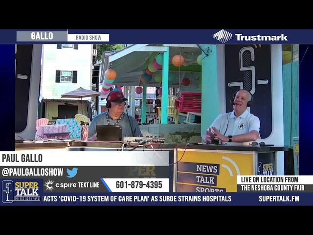 Rep. Scott Bounds - Neshoba County Fair