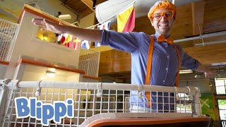 Blippi Visits a Children's Museum! | Learning For Kids | Educational Videos For Kids