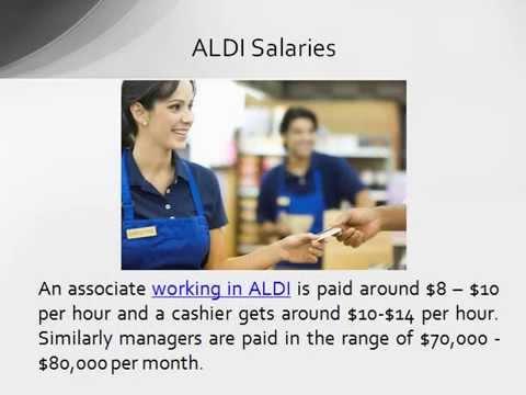 ALDI Warehouse Jobs