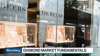 De Beers CFO Sees Growth in Consumer Demand