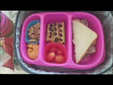 School Lunch Ideas!| Back to School| Week 3