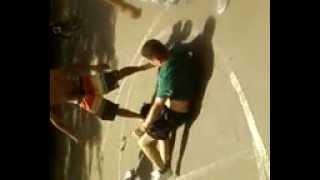 Repeat youtube video El Rodeo (Cancha) Pelea De Ivan