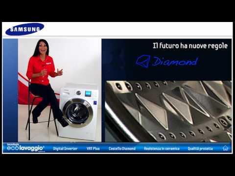 Lavatrice Samsung Ecolavaggio
