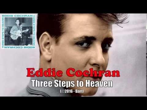 Eddie Cochran - Three Steps To Heaven (Karaoke)