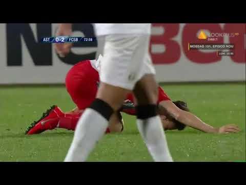 Rezumat: Astra - FCSB 0-2 /  Liga 1, etapa 2 play-off, 2018-2019