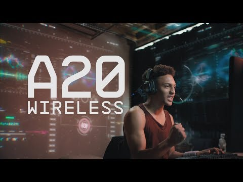 ASTRO A20 COMMUNICATION || ASTRO Gaming A20 Wireless Headset