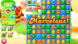 Candy Crush Jelly Saga Level 1432 (No boosters)