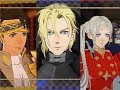 Fire Emblem Three Houses - New Game Plus Hairstyles