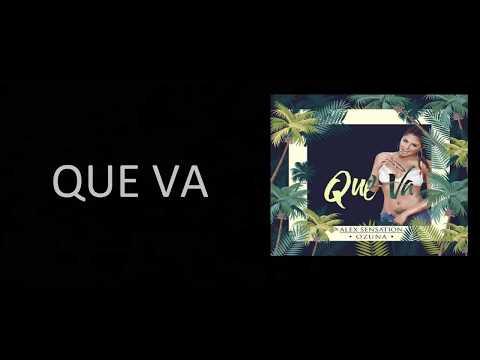 ozuna ft alex sensation - que va (letra)