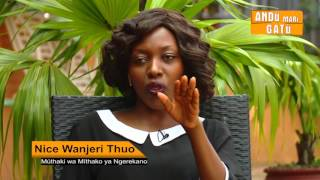 NICE WANJERI-Muthaki wa mithako ya Ngerekano lll HD