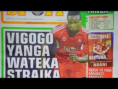 Yanga Yanasa Bonge la Striker hatari toka Togo