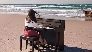 Pirates of the Caribbean (He's a Pirate) Piano Cover - Yuval Salomon