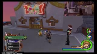 KINGDOM HEARTS 2 final mix - HD 1.5+2.5 ReMIX -ultima weapon ps4