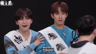 Seventeen's Dokyeom VS just Lee Seokmin