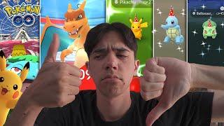 POKÉMON DAY EVENT: GOOD OR BAD? (Pokémon GO Clone Pokémon)