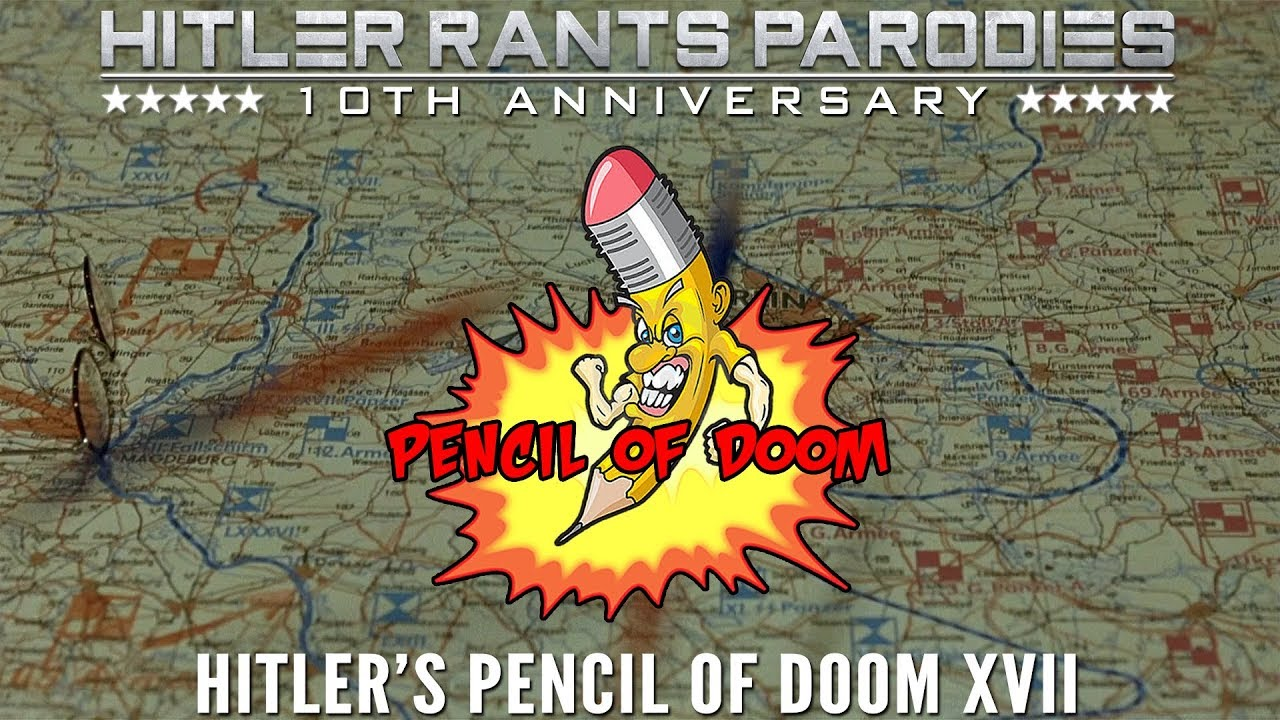 Hitler's Pencil of Doom XVII