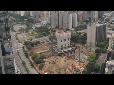 São Paulo Corporate Towers - Time Lapse
