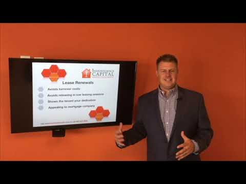 Why Are Lease Renewals Important? Video by Independence Capital Property Management