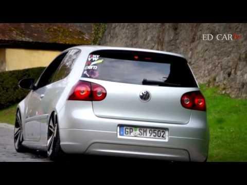 Vw Golf V Tdi Video Films Modified Full HD