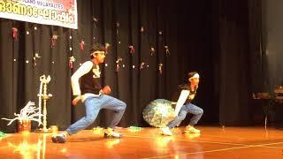 Arikil Pathiye Idanenjil Dance